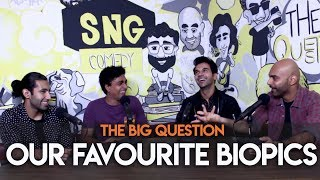 SnG: What Are Our Favourite Biopics? feat. Rajkummar Rao | Big Question S2 Ep38