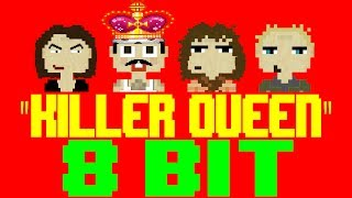 Killer Queen [8 Bit Tribute to Queen] - 8 Bit Universe