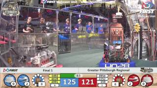 Final 1 - 2017 Greater Pittsburgh Regional