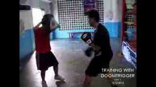 Boxing Training with DT