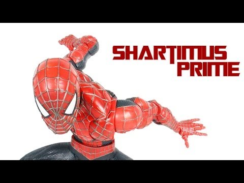 Xxx Mp4 Marvel Legends 18 Inch Spider Man 2 Movie Amazing Ultimate Super Poseable Action Figure Review 3gp Sex