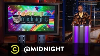 An Adorable Break From the Year of No Chill - @midnight with Chris Hardwick