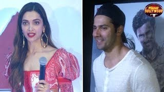 Deepika Padukone & Varun Dhawan Will Not Work Together In Shoojit Sircar