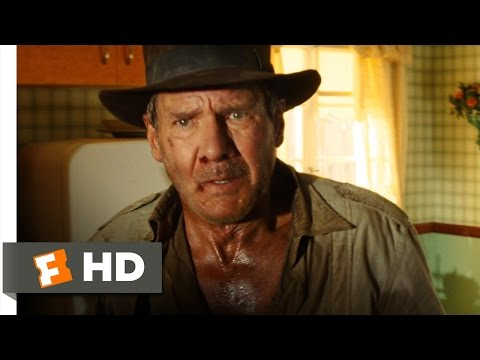 Xxx Mp4 Indiana Jones 4 2 10 Movie CLIP Saved By The Fridge 2008 HD 3gp Sex