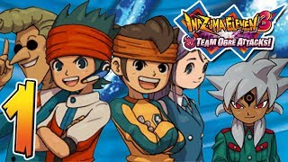 Let's Play Inazuma Eleven 3: Team Ogre Attacks! - Part 1 - The Birth of Inazuma National