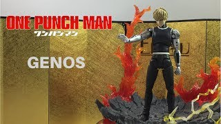 Dasin Model One Punch Man Genos review & unxboing (Is it worth it? Yeah)