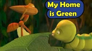My Home is Green | Award Winning Animation Movie In English