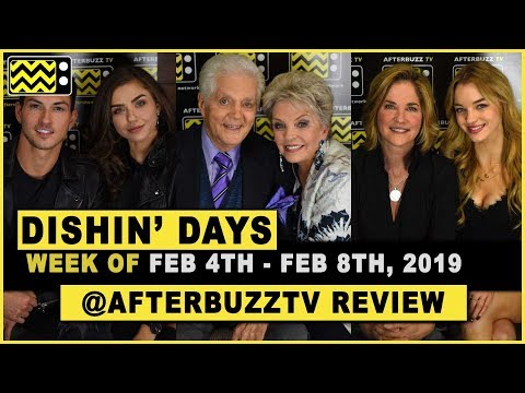 Xxx Mp4 Days Of Our Lives For February 11th February 15th 2019 Review After Show 3gp Sex