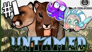 Untamed: Life of a Cougar - Gettin' Busy - PART 1 - Commander Holly Plays feat. Octopimp