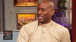 Tyrese Gibson Has a Dream Co-Star for