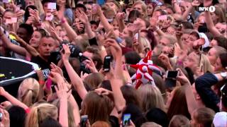 Nico & Vinz - Am I wrong - Rådhusplassen 2015 - 1080p