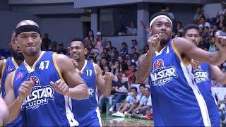 The Luzon All-Star Dance Showdown: All-Star Luzon | PBA All-Star 2017