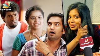 Not possible to Act with Santhanam now : Jangiri Madhumitha Interview on Soori Comedy | Then Adai