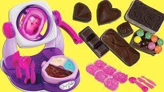 Bayram Çikolatası   Çikolata Yapımı   EvcilikTV Nasıl Yapılır