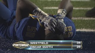 Oscar Smith loses 6A title game to Westfield 34-28 in double-OT