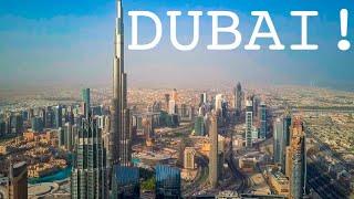 Downtown Dubai by Drone 🚁