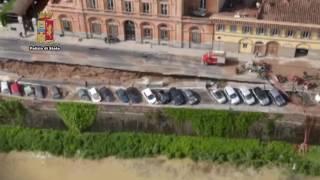 Firenze, L no Torregiani voragine