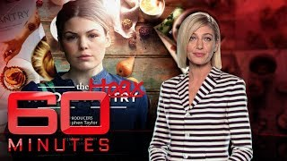 The Whole Hoax: Part One - Tara Brown confronts Belle Gibson   60 Minutes Australia