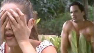 Luis Mario y Rosaura - Rosaura vi a Luis Mario desnudo - Gata Salvaje