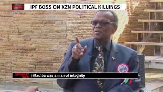 Straight with Sifiso Mahlangu: IFP leader, Mangosuthu Buthelezi