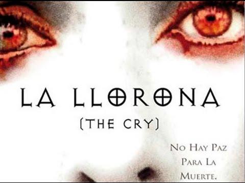 peliculas de terror completas en español La llorona HD