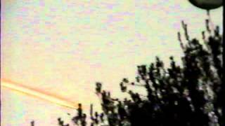 UNUSUAL PLANE AND DNA LOOKING VAPOR TRAIL FRESNO ?!