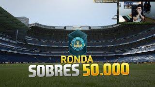 FIFA 16 | RONDA DE SOBRES DE 50.000...LOCURA !!!! Ultimate Team | DjMaRiO
