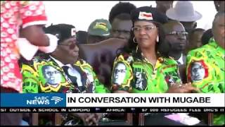 Mugabe says Ndebele killings are a difficult issue, needs to be corrected