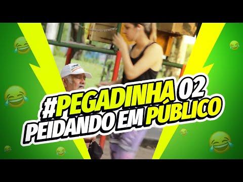 PEGADINHA 02 Peidando em Público