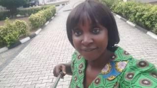 Ebonyi Lawmaker, Maria Ude Nwachi aka Afikpo chick, pulls a Dino Melaye.