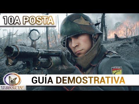 Battlefield 1 Model 10A POSTA Guía