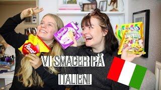 KRISTINE SMAGER SLIK - FRA ITALIEN! ft. Juliane