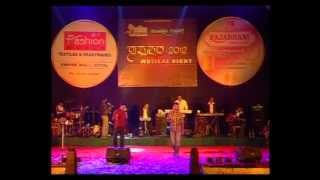 Saptha Swara 2012 musical night - vittal -- NEE NAADE NAA,  MURULI meets MEERA
