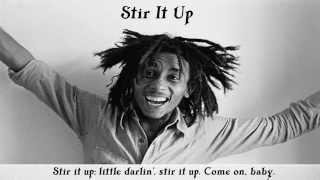 Stir It Up Lyrics