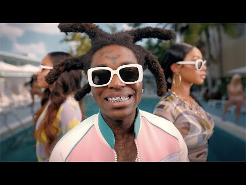 Kodak Black Feelin Peachy Official Music Video