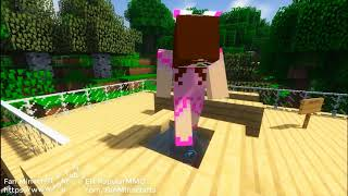 NEW Popularmmos Pat and Jen Minecraft: What will Pat and Jen look like after 100 years?