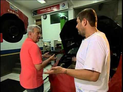 ASA MIL A OFICINA MAIS LIMPA DO BRASIL Globo reporter
