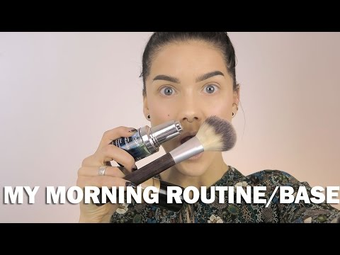 Morning Routine - Linda Hallberg Make up tutorials