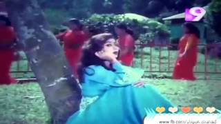 Tomi Mor Jiboner Vabona  তুমি মোর জীবনের ভাবনা Anando Aushru   Salman Shah+Shbnoor   YouTube