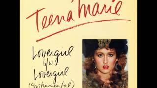Teena Marie - Lovergirl (extended remix)