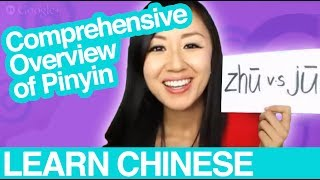Mandarin Chinese Pinyin Pronunciation - Comprehensive Review - Yoyo Chinese