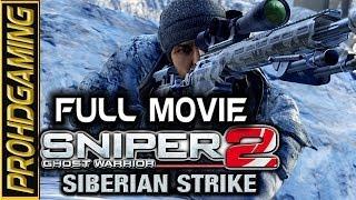 Sniper Ghost Warrior 2 I Siberian Strike DLC I Full Movie I Walkthough/Gameplay [HD]