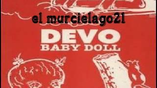 DEVO - BABY DOLL (DUB MIX) - 1988
