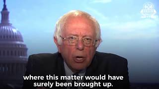 Bernie Sanders Reactions and Speeches