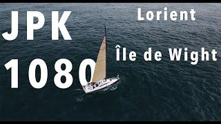 Convoyage Lorient - île de wight | Gopro | JPK 1080 | Feiyu G4