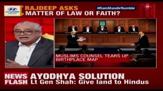 Will SC Verdict End Politics Over Ayodhya?   News Today With Rajdeep