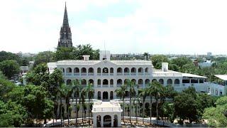 St. Joseph's College(Autonomous),Tiruchirappalli: A Campus walk through