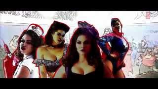 Super Girl From China Sunny Leone Video Song | Kanika Kapoor & Leone Mika Singh
