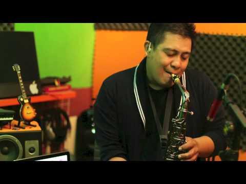 Download Lagu Hujan - Utopia Saxophone Cover MP3
