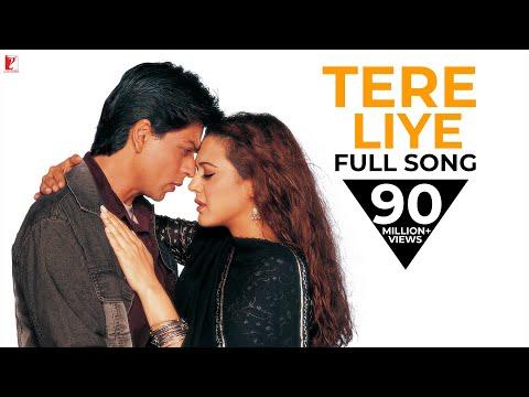 Tere Liye - Full Song | Veer-Zaara | Shah Rukh Khan | Preity | Lata Mangeshkar | Roop Kumar Rathod